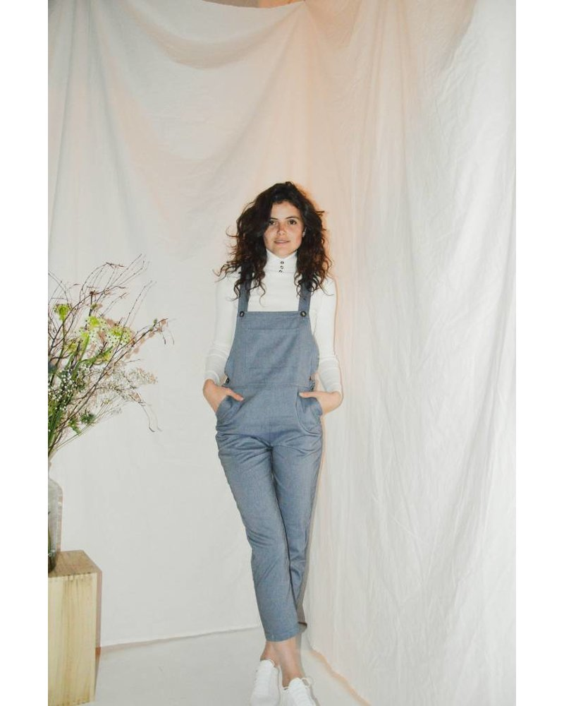 FRNCH FRNCH Combinaison Maena | Blue Jeans