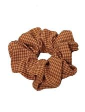 Scrunchie Bisous | Brique