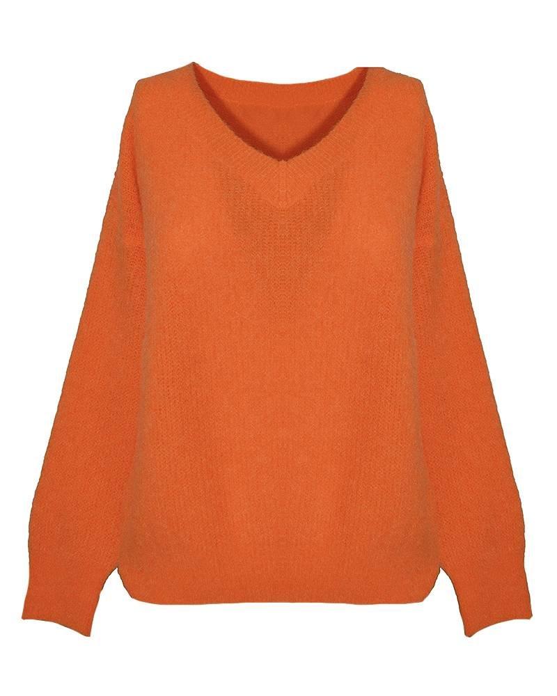 Mika-Elles Lucy Pull | Neon Orange