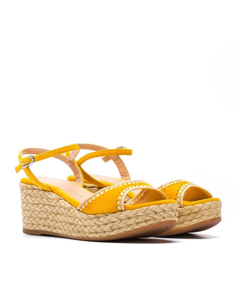 Unisa Unisa Kisses Sandale | Jaune