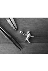 Handmade by Hanneke Weigel Sterling silver Labrador retriever