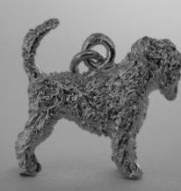 Handmade by Hanneke Weigel Black russian terrier