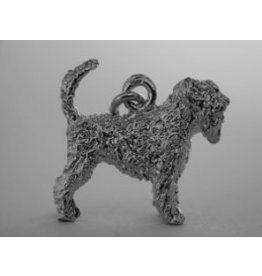 Handmade by Hanneke Weigel Black russian terrier