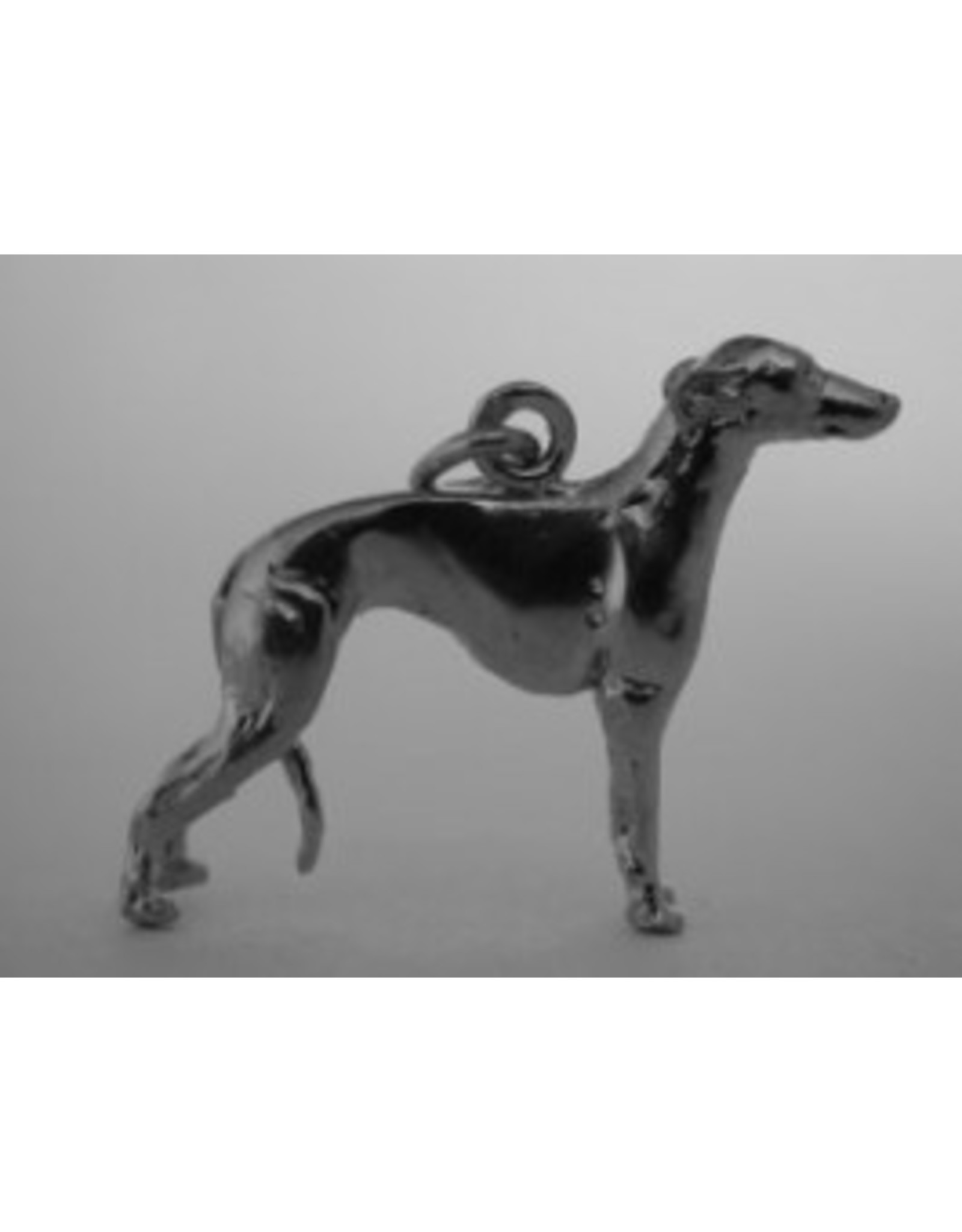Handmade by Hanneke Weigel Sterling silver Whippet