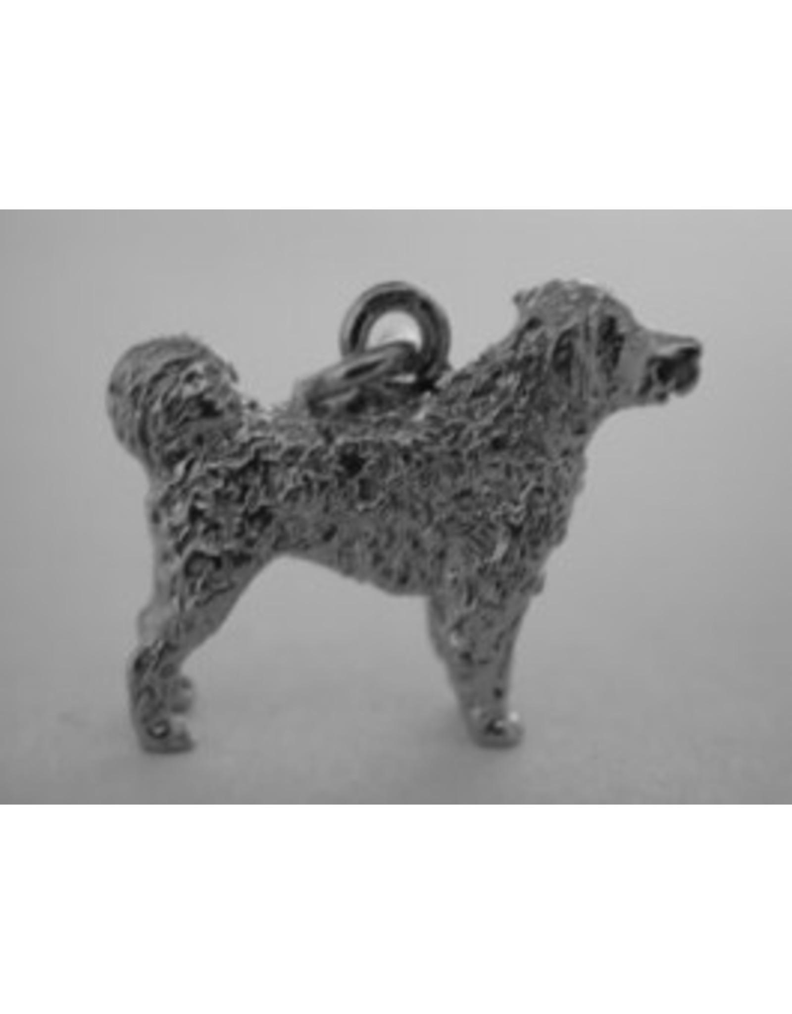 Handmade by Hanneke Weigel Sterling silver Wetterhoun