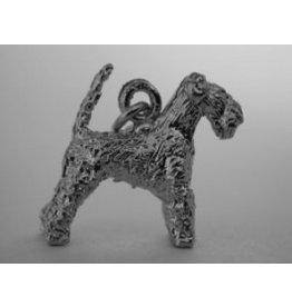 Handmade by Hanneke Weigel Welsh terrier