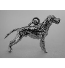Handmade by Hanneke Weigel Vizsla wire haired