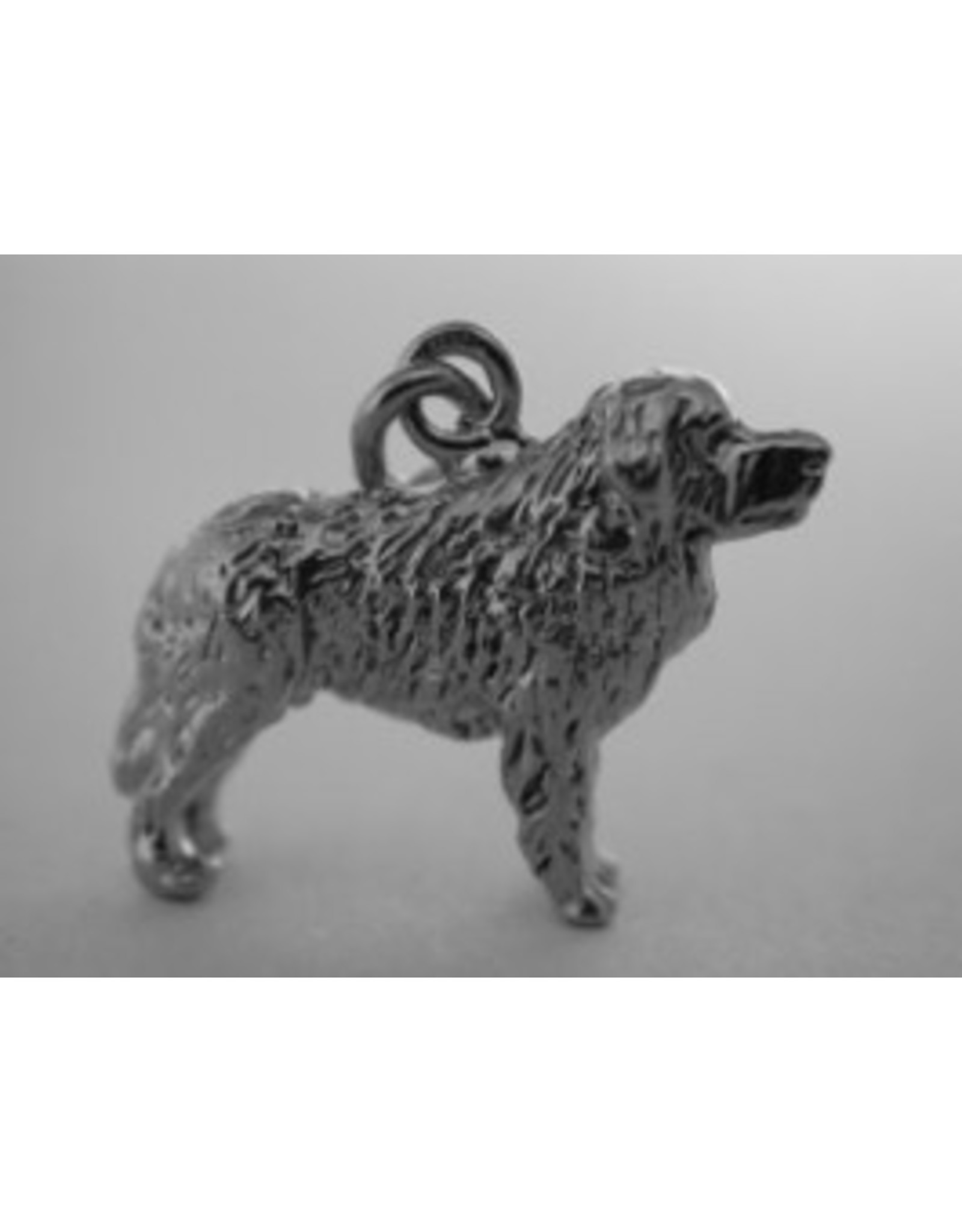 Handmade by Hanneke Weigel Sterling silver Polish Tatra Sheepdog