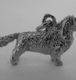 Handmade by Hanneke Weigel Sussex spaniel