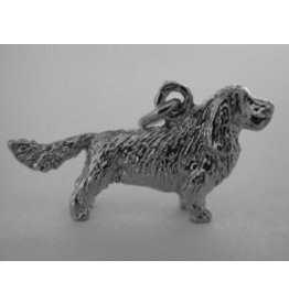Handmade by Hanneke Weigel Sussex spaniel