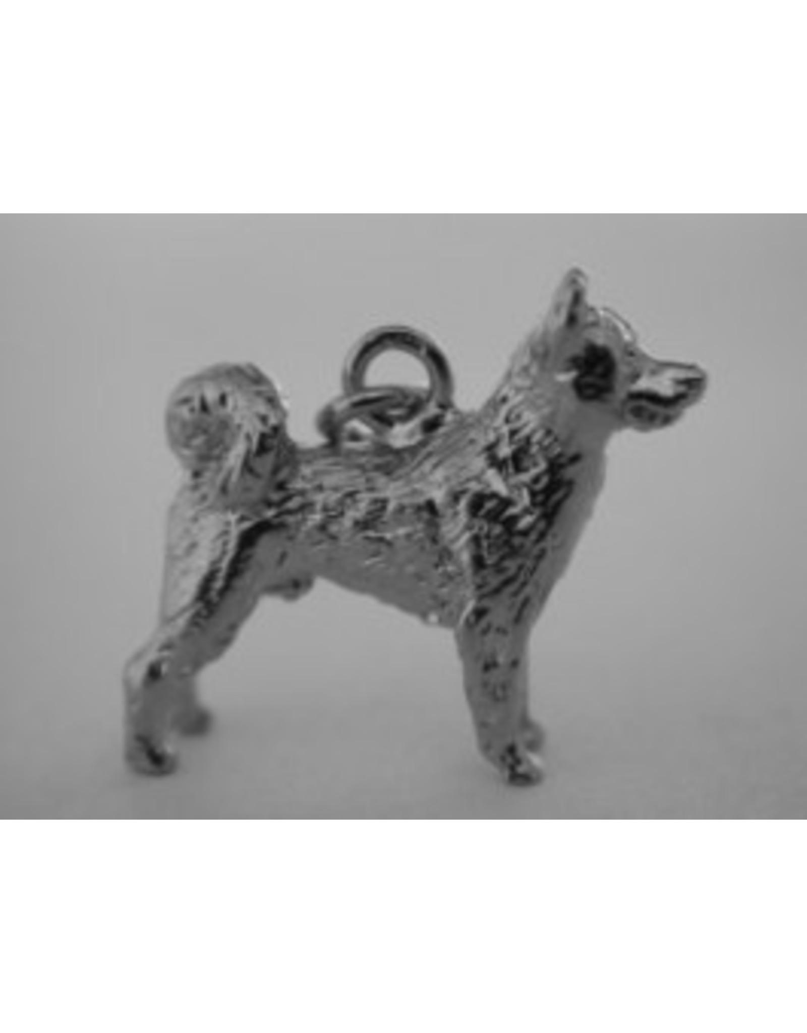 Handmade by Hanneke Weigel Sterling silver Shikoku