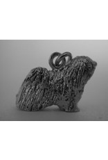 Handmade by Hanneke Weigel Sterling silver Puli