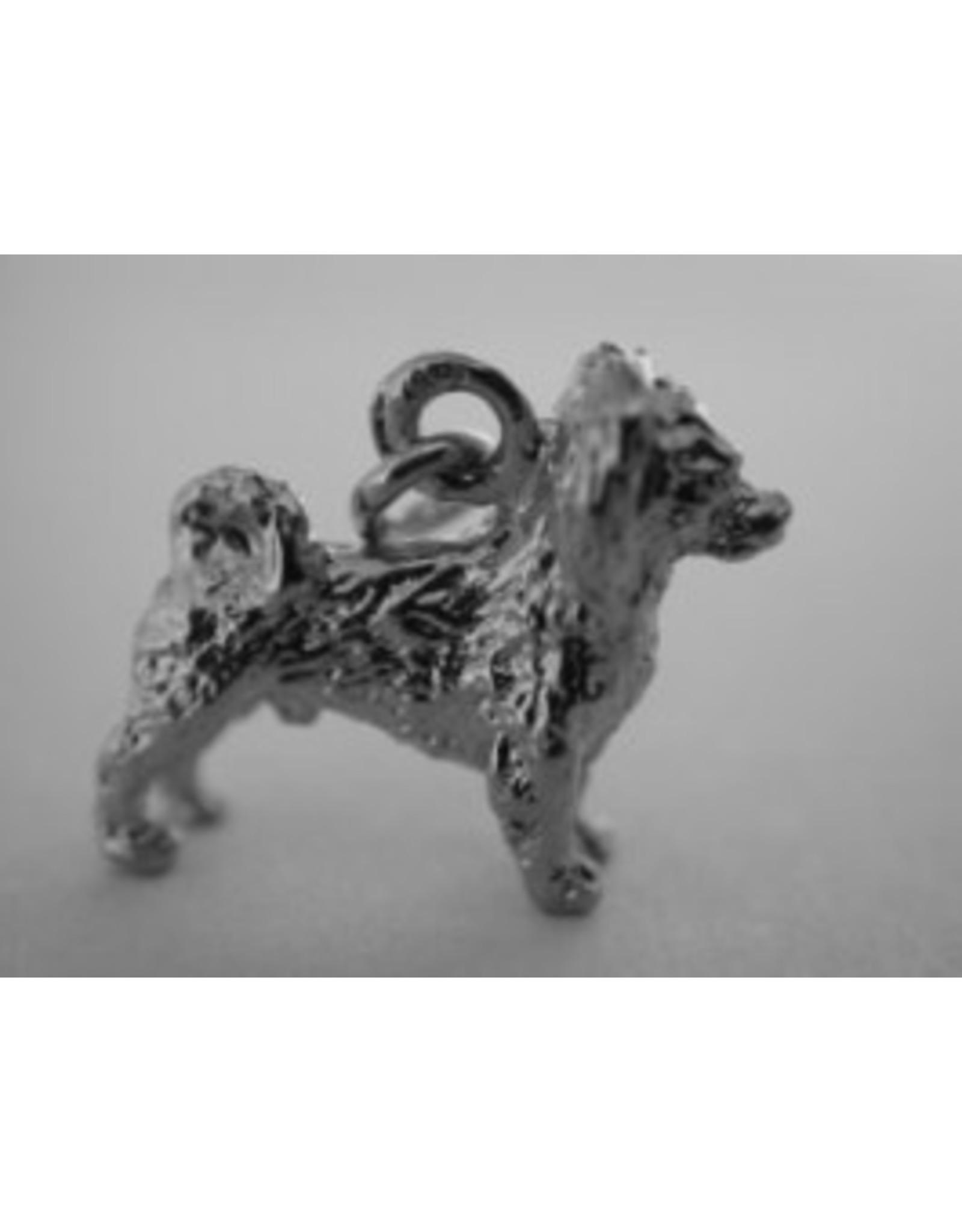 Handmade by Hanneke Weigel Sterling silver Phalene