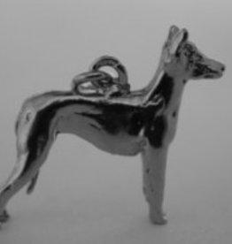 Handmade by Hanneke Weigel Peruvian hairless dog