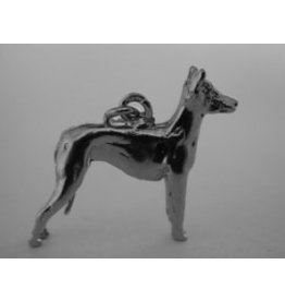 Handmade by Hanneke Weigel Peruvian hairless dog