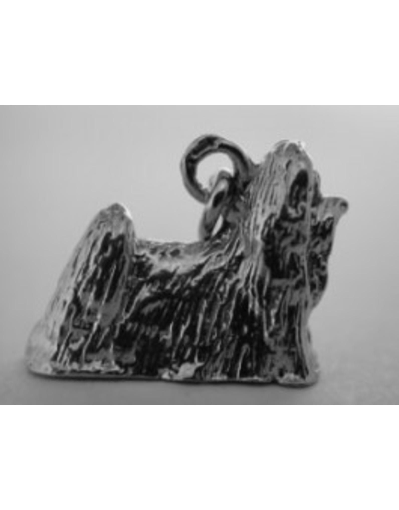 Handmade by Hanneke Weigel Sterling silver Maltese