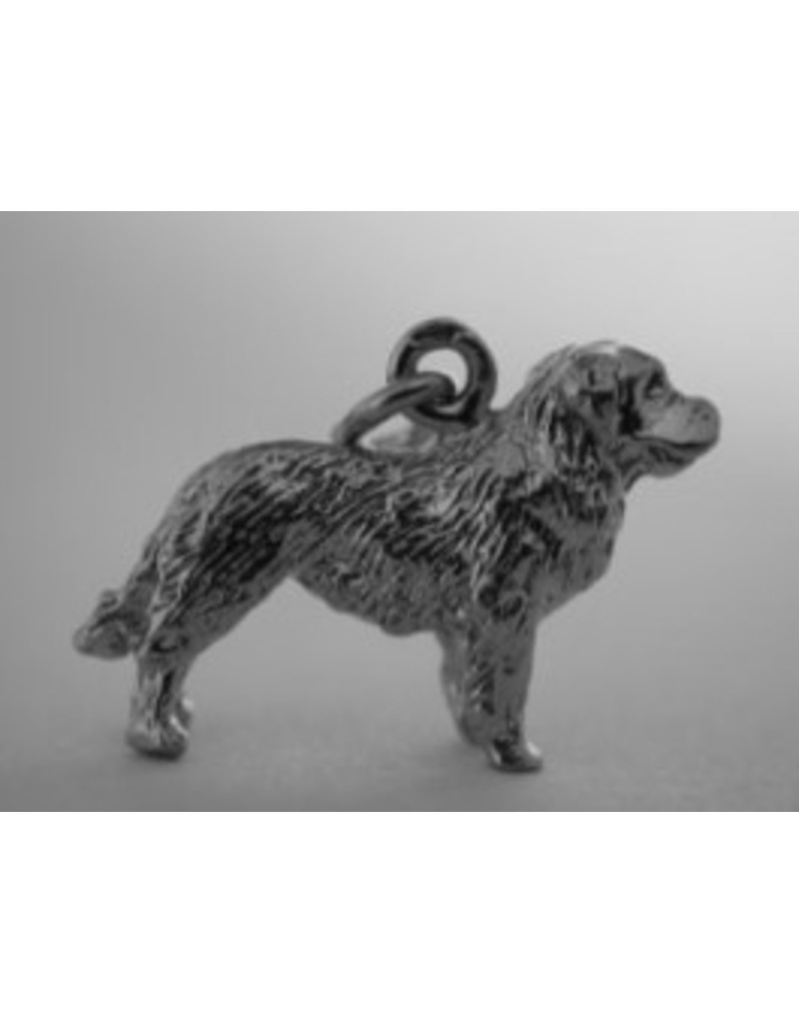 Handmade by Hanneke Weigel Sterling silver Landseer
