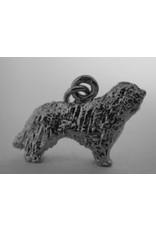 Handmade by Hanneke Weigel Sterling silver Komondor