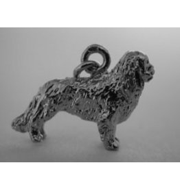 Handmade by Hanneke Weigel King charles spaniel