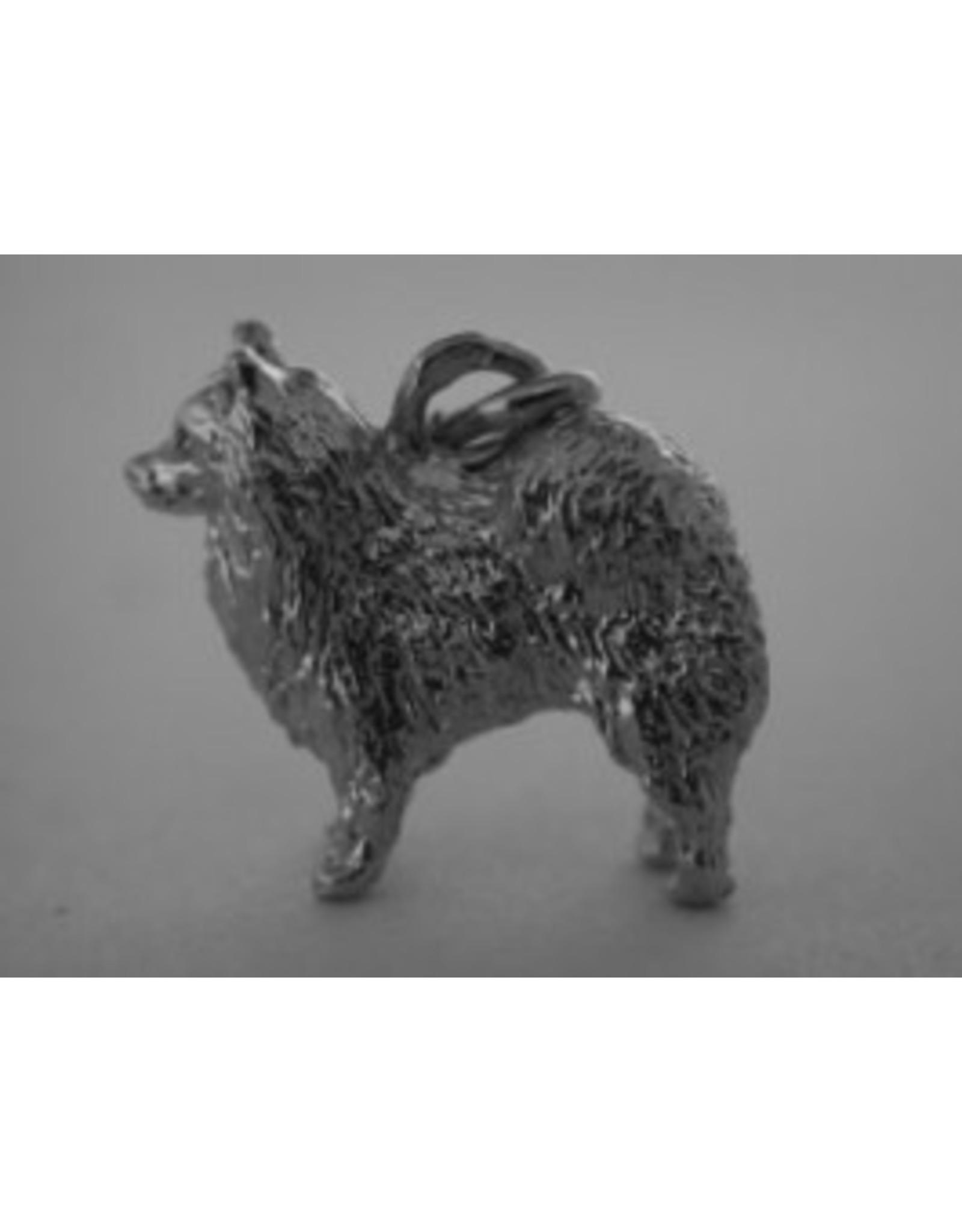 Handmade by Hanneke Weigel Zilveren Japanse kees