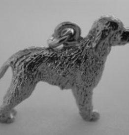 Handmade by Hanneke Weigel Irish water spaniel