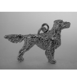 Handmade by Hanneke Weigel Irish setter