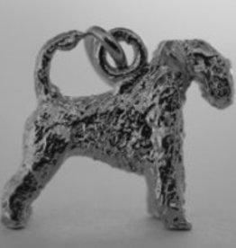 Handmade by Hanneke Weigel Irish soft coated wheaten terrier