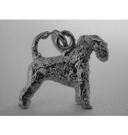 Handmade by Hanneke Weigel Ierse soft coated wheaten terrier