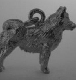 Handmade by Hanneke Weigel Icelandic sheepdog