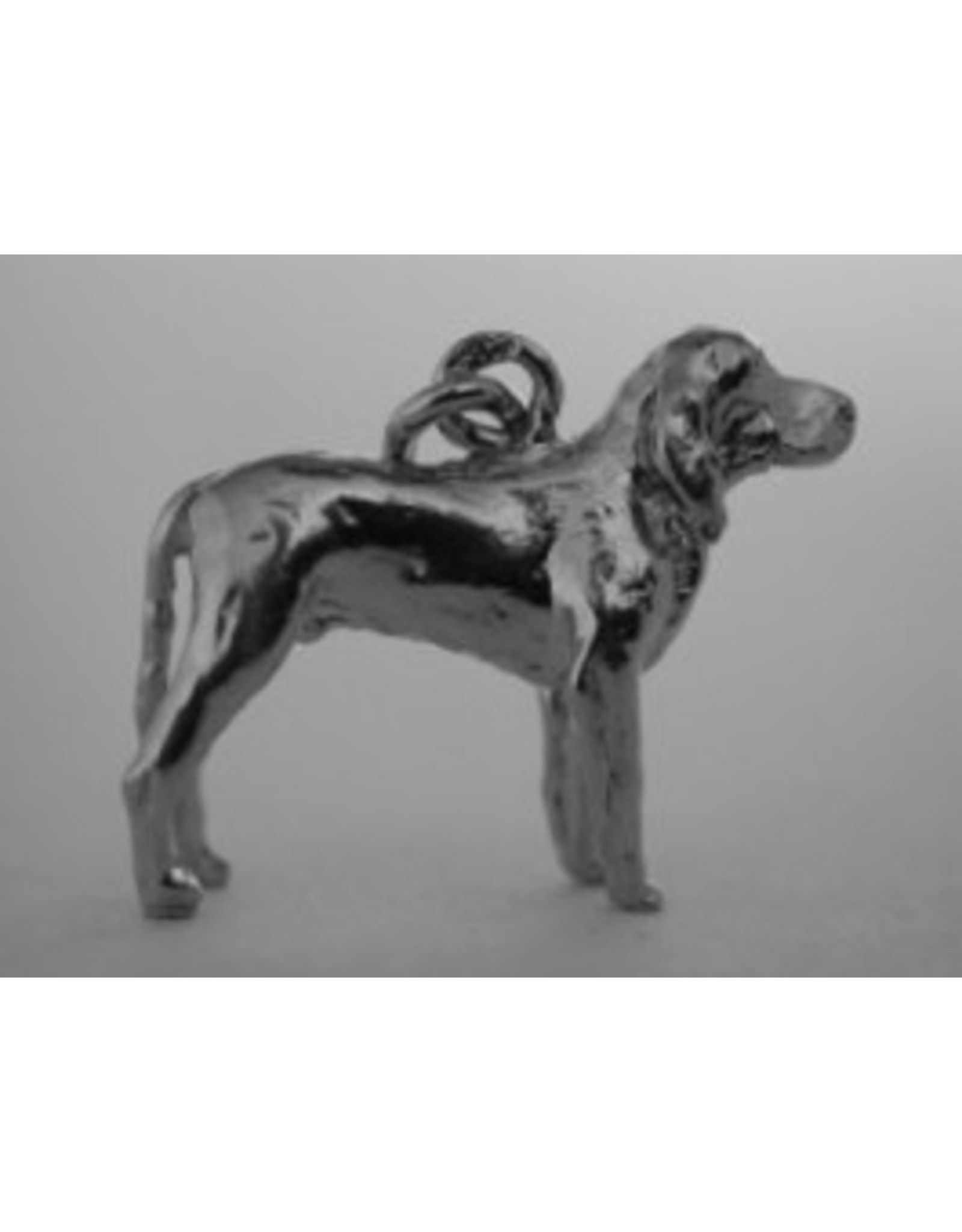 Handmade by Hanneke Weigel Sterling silver Grand bleu de Gascogne