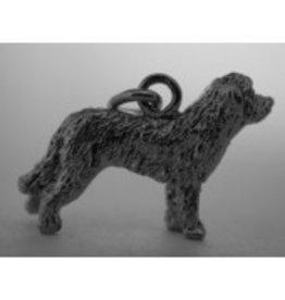Handmade by Hanneke Weigel Catalonian sheepdog