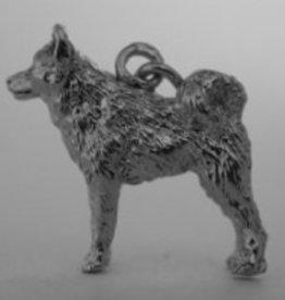 Handmade by Hanneke Weigel Finnish spitz