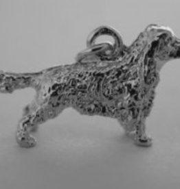 Handmade by Hanneke Weigel Field spaniel