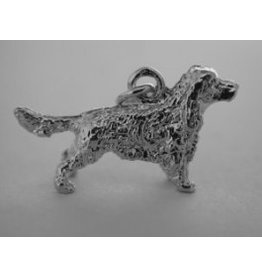 Handmade by Hanneke Weigel Field spaniel