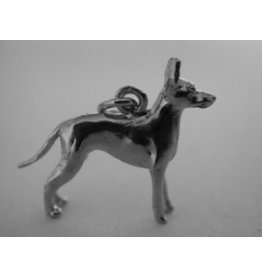 Handmade by Hanneke Weigel English toy terrier
