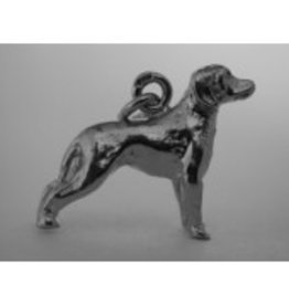 Handmade by Hanneke Weigel German hound dog