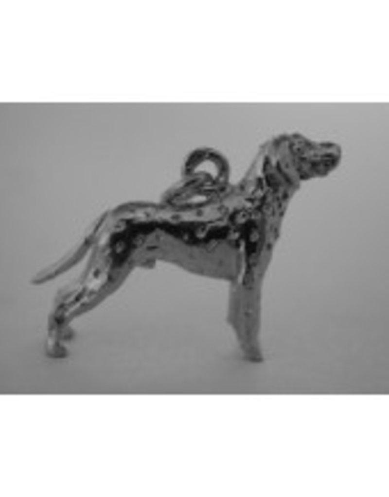 Handmade by Hanneke Weigel Sterling silver Dalmatian