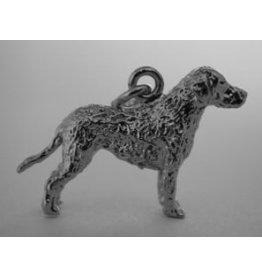 Handmade by Hanneke Weigel Curly coated retriever