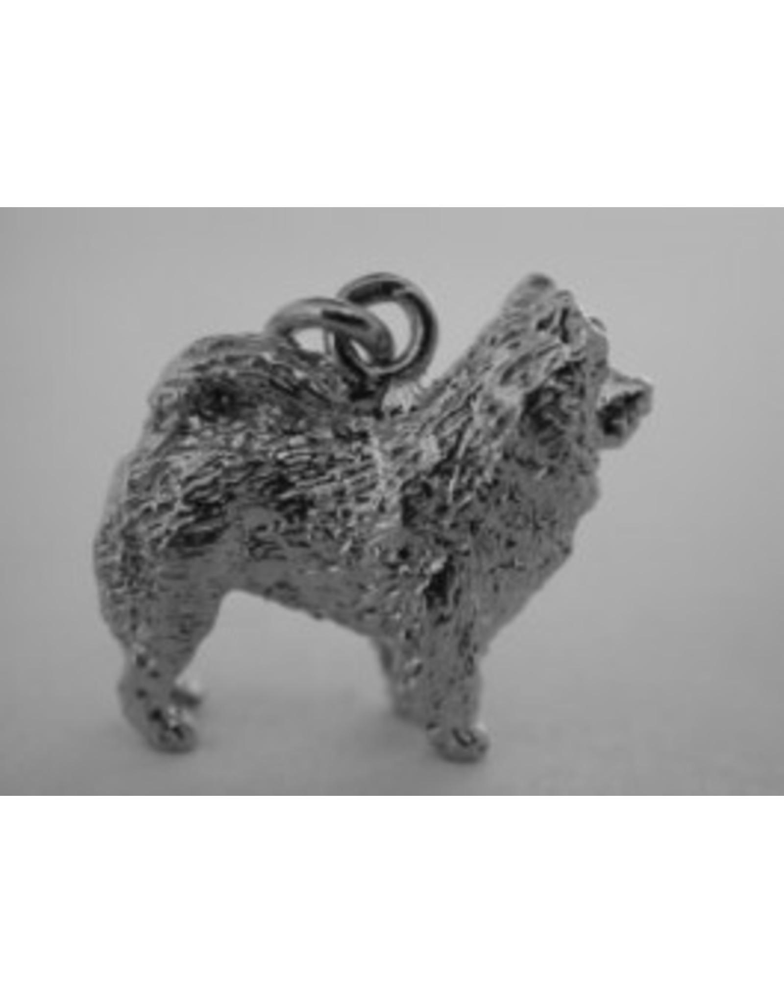 Handmade by Hanneke Weigel Zilveren Chow chow