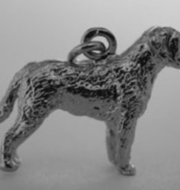 Handmade by Hanneke Weigel Chesapeak bay retriever