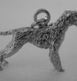 Handmade by Hanneke Weigel Cesky fousek (bohemian wiredhaired pointer)