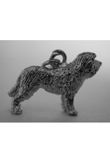 Handmade by Hanneke Weigel Sterling silver Cao da serra de aires