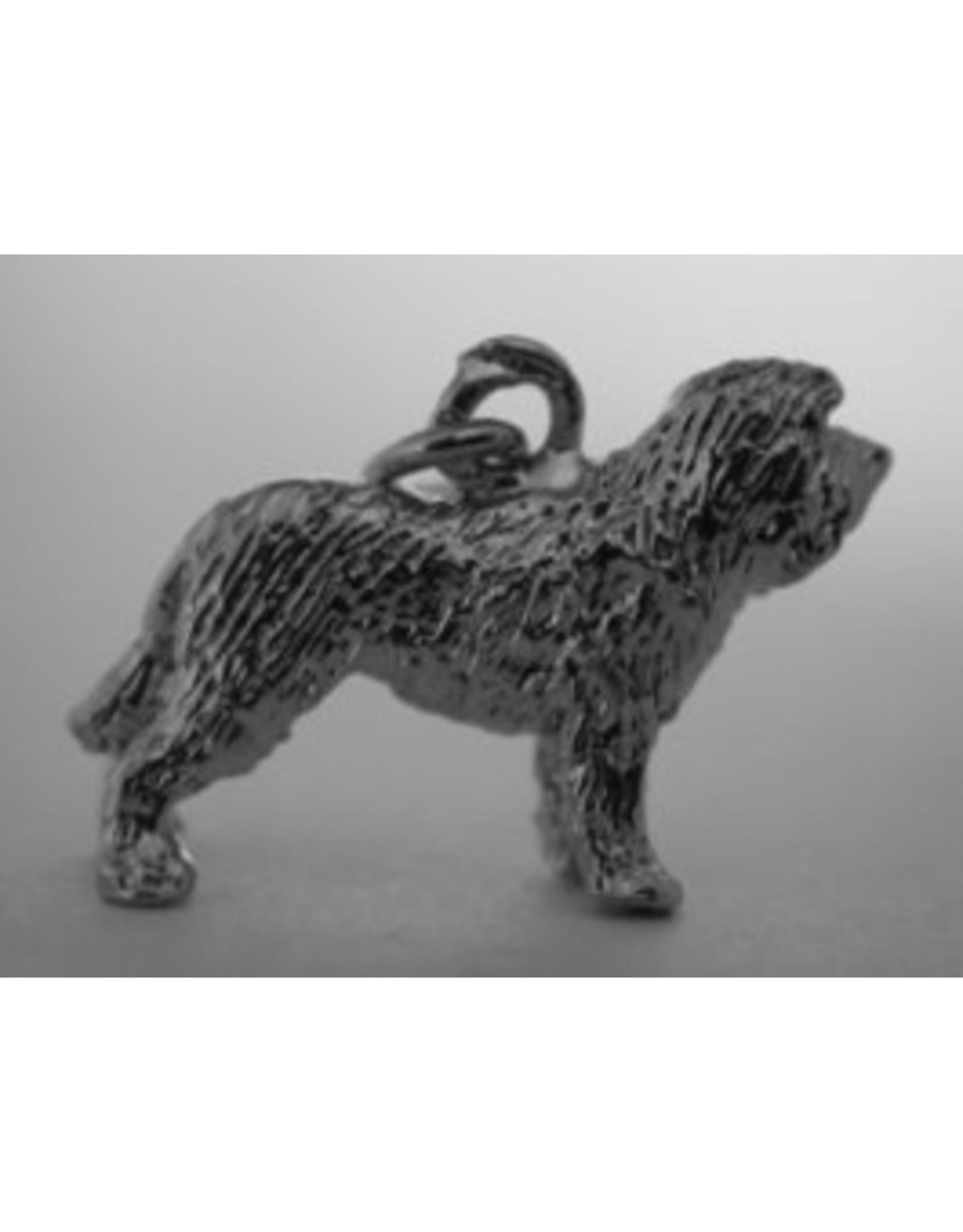 Handmade by Hanneke Weigel Zilveren Cao da serra de aires