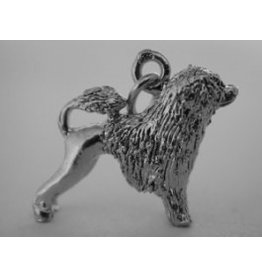 Handmade by Hanneke Weigel Portuguese water dog