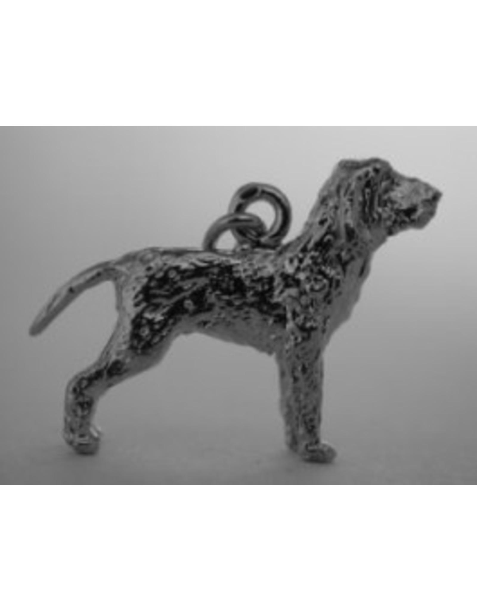 Handmade by Hanneke Weigel Zilveren Bracco italiano