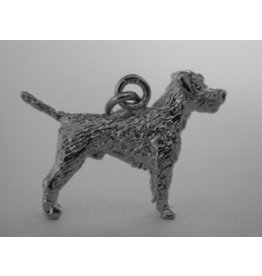 Handmade by Hanneke Weigel Border terrier