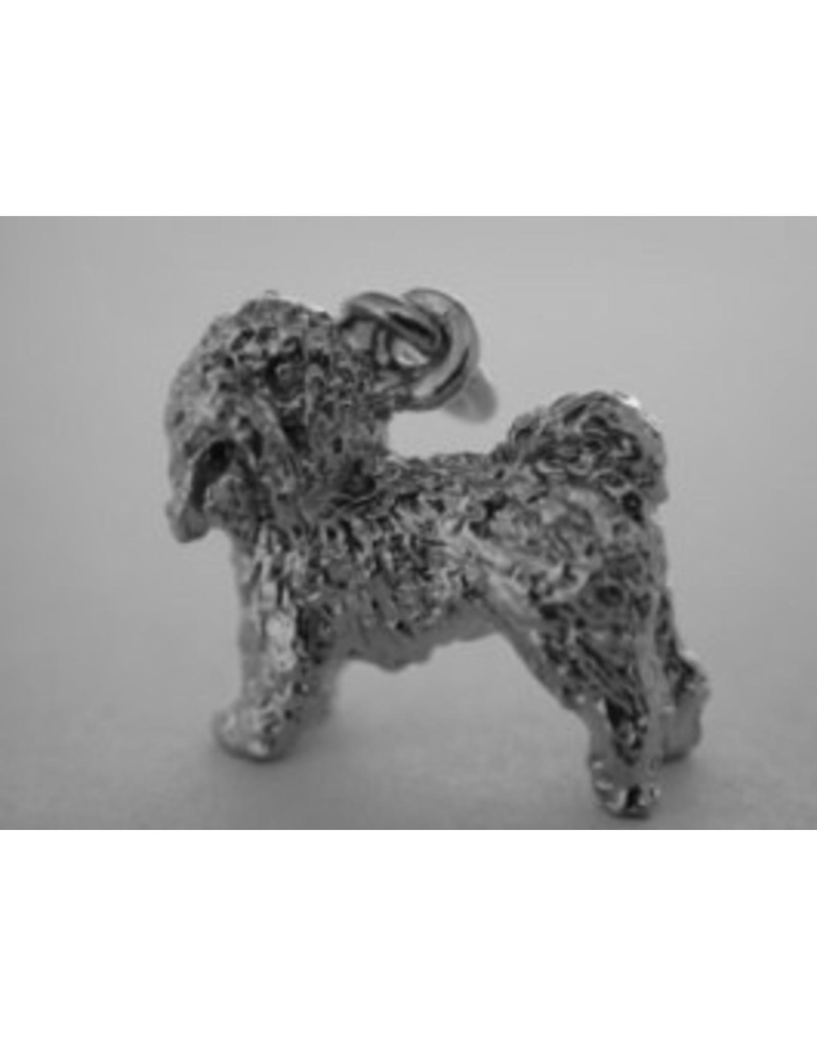 Handmade by Hanneke Weigel Sterling silver Bolognese