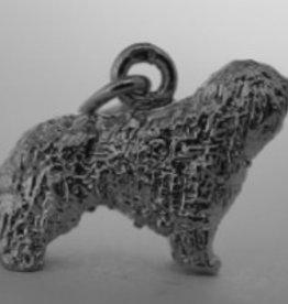 Handmade by Hanneke Weigel Bergamasco shepherd