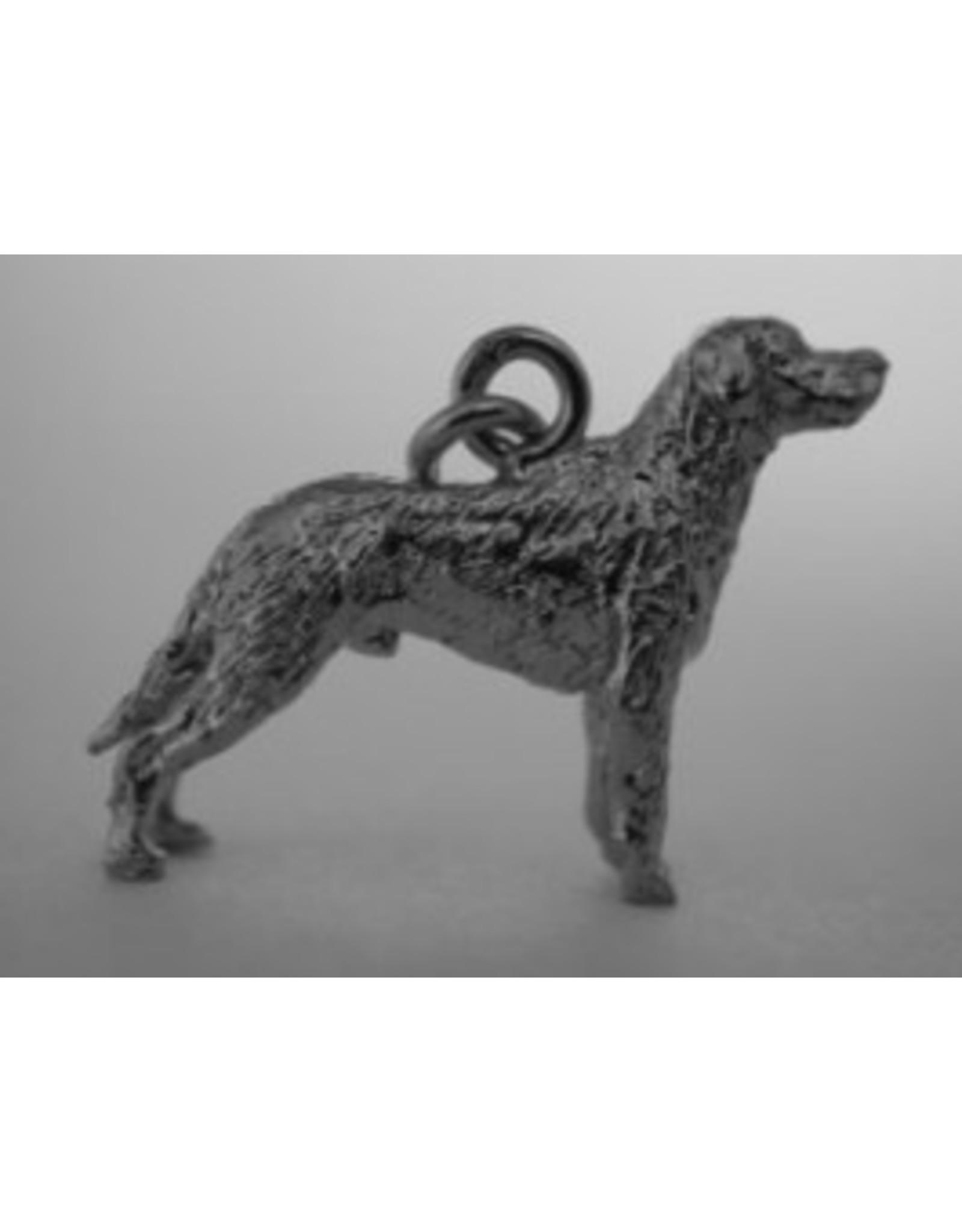 Handmade by Hanneke Weigel Sterling silver Beauceron