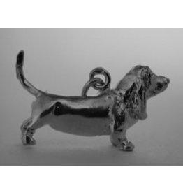 Handmade by Hanneke Weigel Basset hound